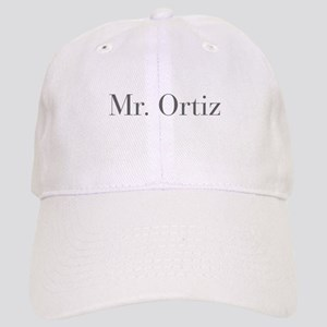Mr Ortiz-bod gray Baseball Cap
