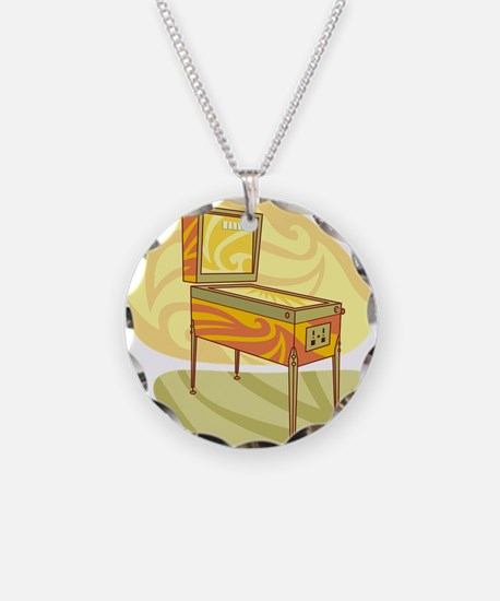 Pinball Necklace