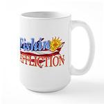 Large Florida Keys Fishin Affliction Coffee Mugs