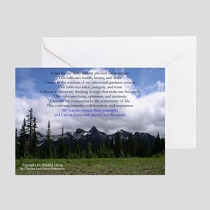 Mindful Living Greeting Cards (Pk of 10)