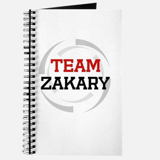 Zakary Journal