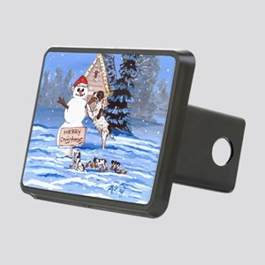 Springer Spaniel Brittany DFC Hitch Cover