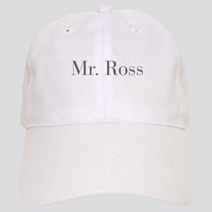 Mr Ross-bod gray Baseball Cap