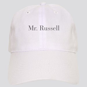 Mr Russell-bod gray Baseball Cap