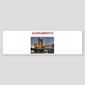 sacramento Sticker (Bumper)