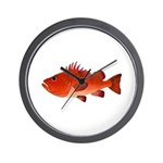 Cow Cod Wall Clock