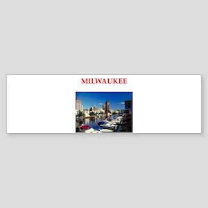 milwaukee Sticker (Bumper)