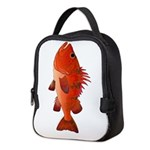 Cow Cod c Neoprene Lunch Bag