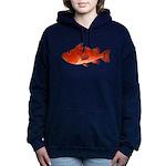 Cow Cod c Women's Hooded Sweatshirt