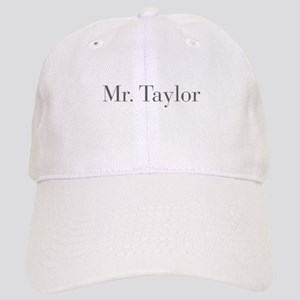 Mr Taylor-bod gray Baseball Cap