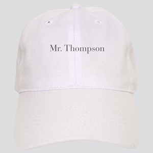 Mr Thompson-bod gray Baseball Cap