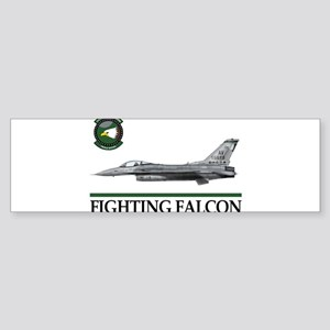 5555th Fighter Squadron Bumper Sticker