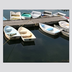 Ogunquit Harbor Small Poster