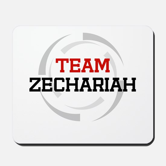 Zechariah Mousepad