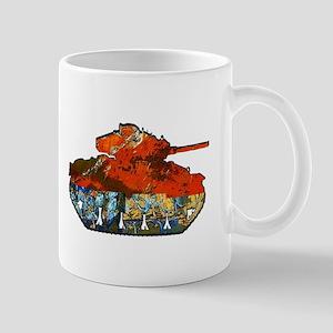 TANK ON Mugs