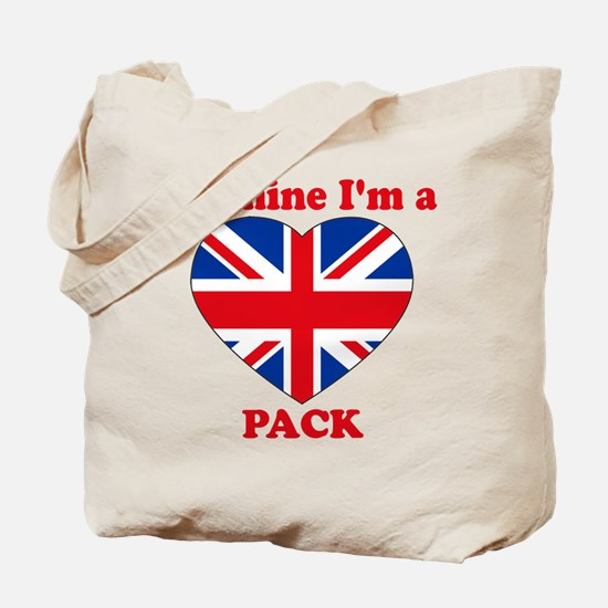 Pack, Valentine's Day Tote Bag