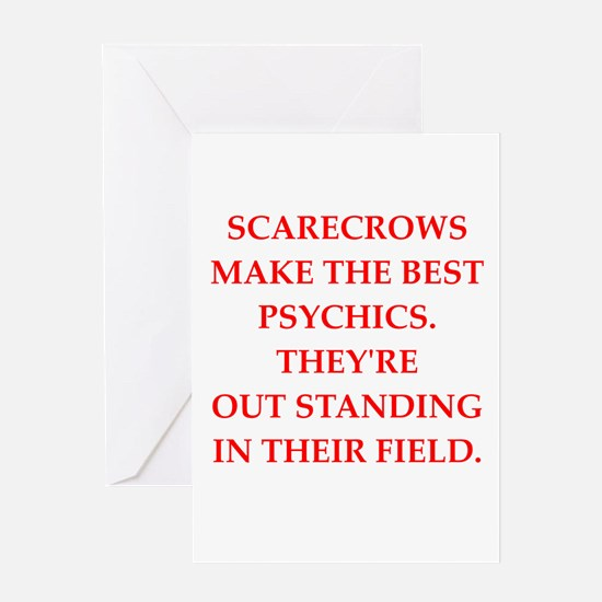psychic Greeting Card