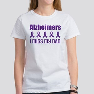 Alzheimers I Miss My Dad T-Shirt