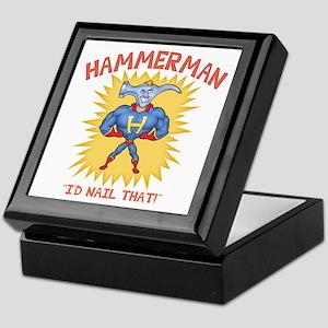 Hammerman II Keepsake Box