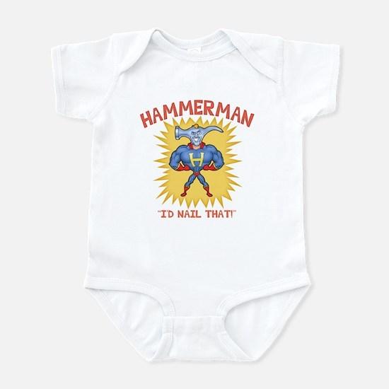Hammerman II Infant Bodysuit