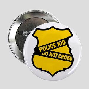 Police Kid Do Not Cross Button