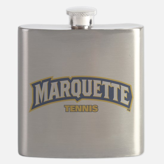 Marquette Golden Eagles Tennis Flask