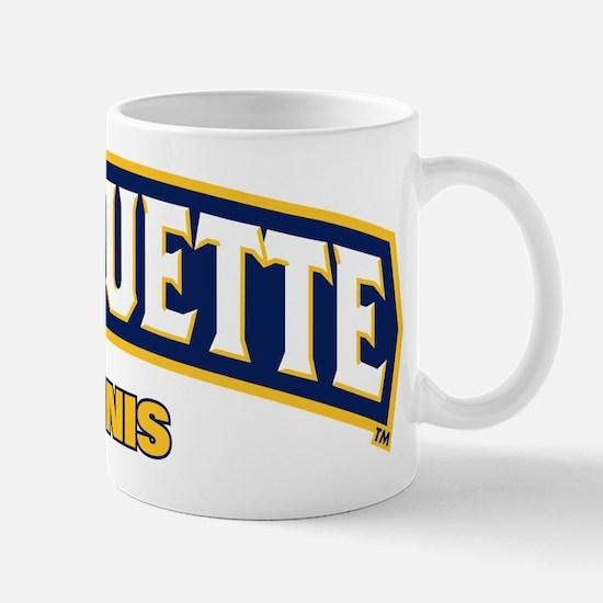 Marquette Golden Eagles Tennis Mug