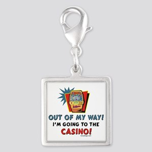 Out of My Way Casino! Charms
