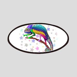 Chameleon Fantasy Rainbow Patches