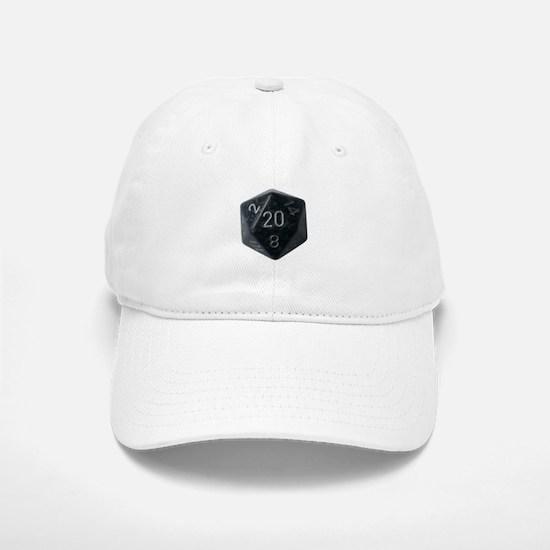 D20 Baseball Baseball Baseball Cap