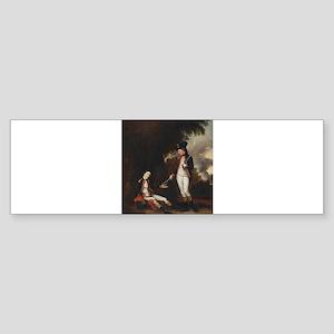 death of colonel roberts Sticker (Bumper)