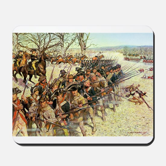 guilford court Mousepad