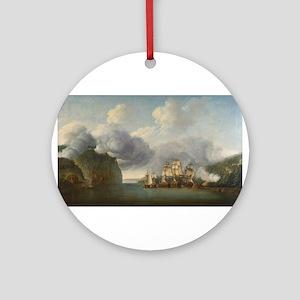 hudson river Ornament (Round)