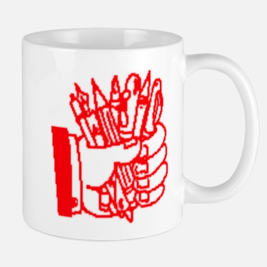 Pen Pencil Holder Mugs