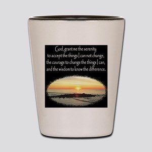 SUNRISE SERENITY Shot Glass
