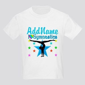 GYMNAST POWER Kids Light T-Shirt