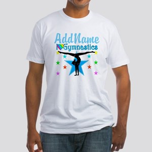 GYMNAST POWER Fitted T-Shirt