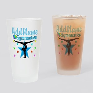 GYMNAST POWER Drinking Glass