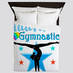GYMNAST POWER Queen Duvet