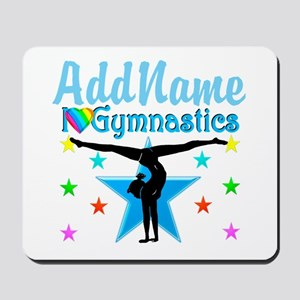 GYMNAST POWER Mousepad