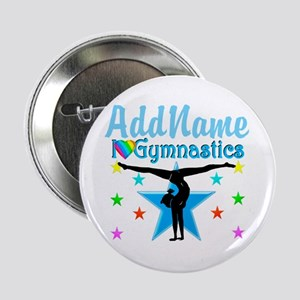 "GYMNAST POWER 2.25"" Button"