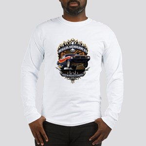 Muscle Car - Barracuda Road Bu Long Sleeve T-Shirt