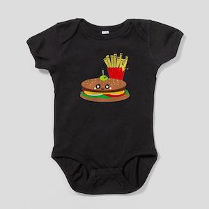 Burger & Fries Body Suit