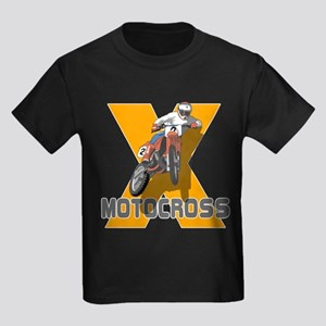 Extreme Motocross Kids Dark T-Shirt
