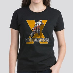 Extreme Motocross Women's Dark T-Shirt