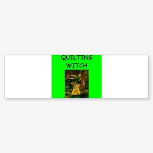 quilting Sticker (Bumper)