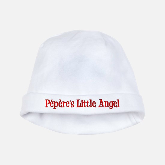 Pepere's Little Angel Baby Hat