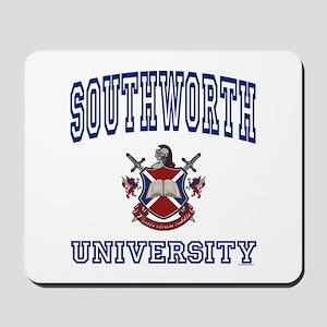 SOUTHWORTH University Mousepad