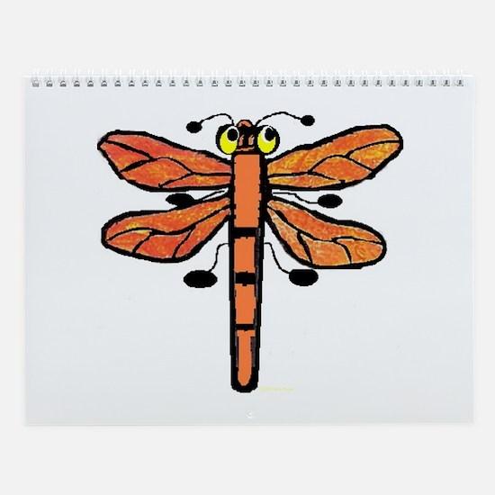 Blessing Box Cottage/SWM/Cartoon/Bugs Calendar