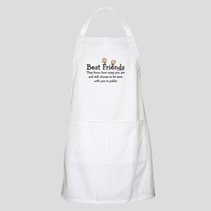 Best Friends Apron